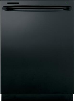 """GE GDWT308VBB 24"""" 300 Series Built-In Fully Integrated Dishwasher"""