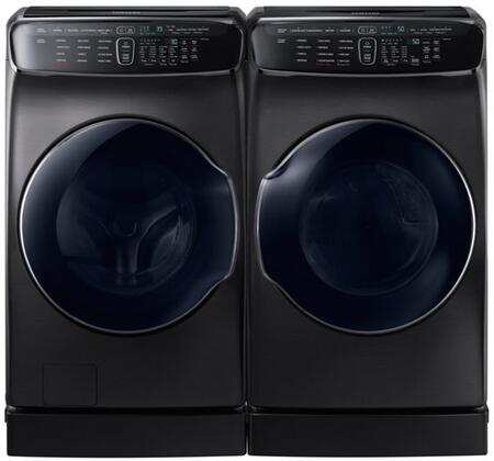Samsung Appliance 754130 Washer and Dryer Combos