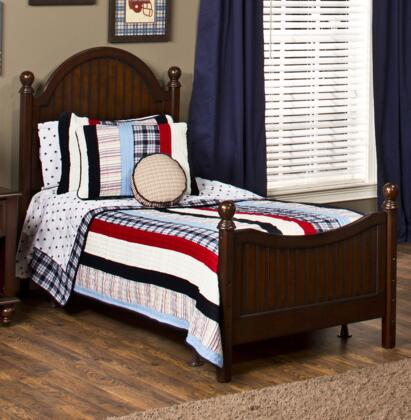 Hillsdale Furniture 1125BF Westfield Series  Full Size Poster Bed