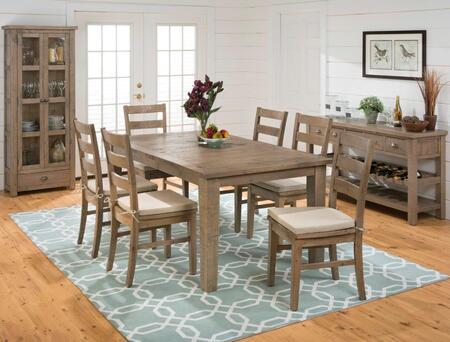 Jofran 94172SET7 Slater Mill Dining Room Sets