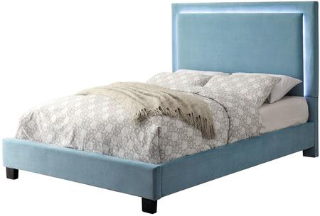 Furniture of America CM7695BLEKBED Erglow I Series  Eastern King Size Bed