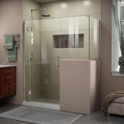 Unidoor X Shower Enclosure 6HP 30D 24BP 30RP 04