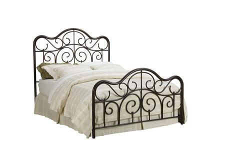 Standard Furniture 56202A Santa Cruz Series  Queen Size Panel Bed