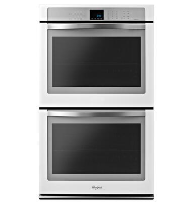 "Whirlpool WOD93EC0AH 30"" Double Wall Oven 