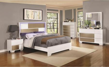 Coaster 204741Q4PC Havering Bedroom Sets