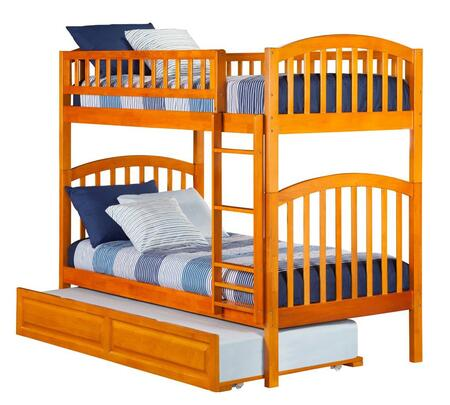 Atlantic Furniture AB64137  Twin Size Bunk Bed