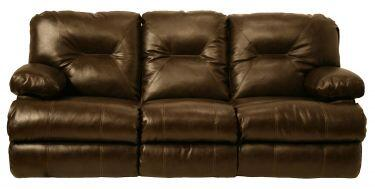 Catnapper 642916364  Reclining Bonded Leather Sofa