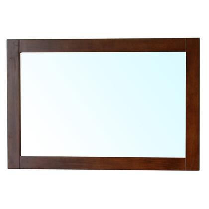 Bellaterra Home 203129MIRRORW  Rectangular Bathroom Mirror