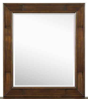 Magnussen Y187642 Twilight Series Childrens Rectangular Portrait Dresser Mirror