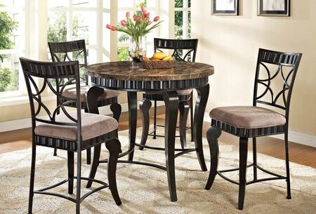 Acme Furniture 18290T4C Bar Table Sets