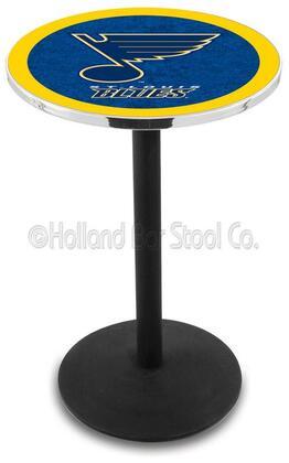 Holland Bar Stool L214B42STLBLU