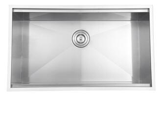 Ruvati RVC2371 Kitchen Sink
