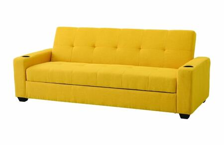 Glory Furniture G171S Buxton Series Convertible Fabric Sofa