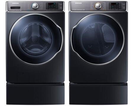 Samsung Appliance 356023 9100 Washer and Dryer Combos