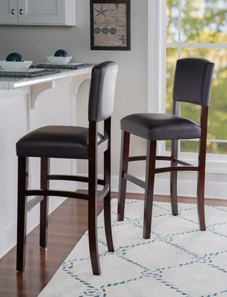 Swell Linon 0218Vesp01Kdu Machost Co Dining Chair Design Ideas Machostcouk