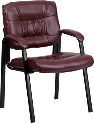 "Flash Furniture BT1404BURGGG 24"" Contemporary Office Chair"