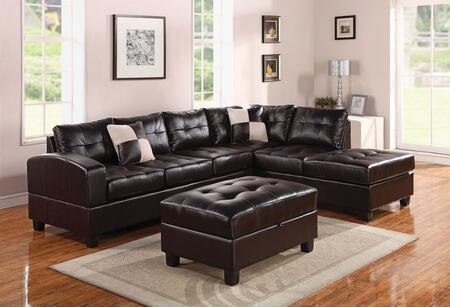 Acme Furniture 511952PC Kiva Living Room Sets