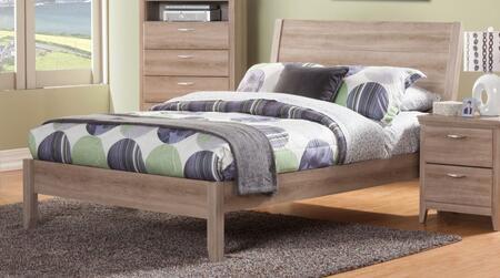 Sandberg 343F Serina Queen Bedroom Sets