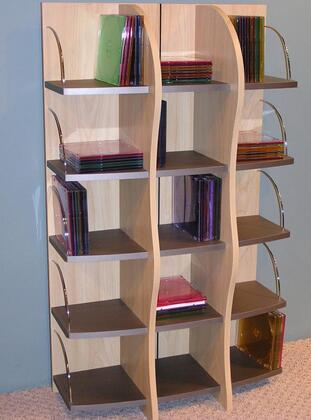 4D Concepts 20200  Bookcase