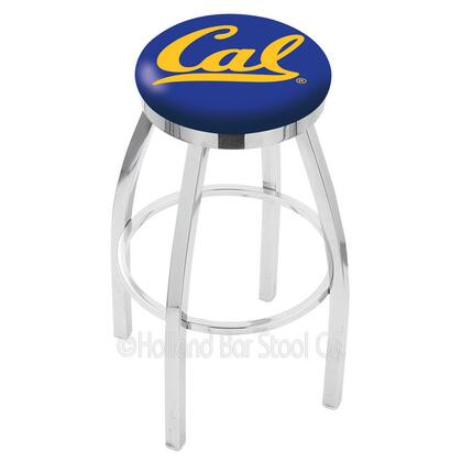 Holland Bar Stool L8C2C25CALUN Residential Vinyl Upholstered Bar Stool