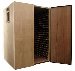 "Vinotemp VINO900WALKINJB 47"" Freestanding Wine Cooler"