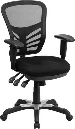"""Flash Furniture HL0001GG 19"""" Contemporary Office Chair"""