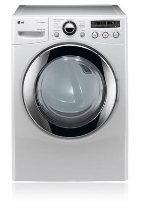 "LG DLEX2550W 27"" Electric Dryer"