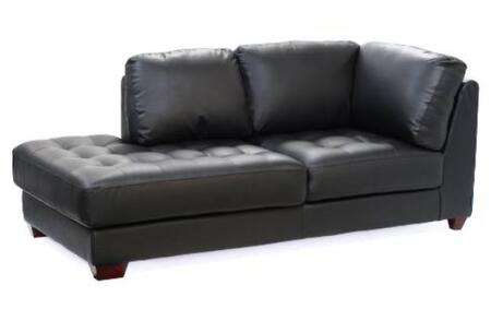 Diamond Sofa laredolfchaiseb LAREDO Series  Chaise Lounge