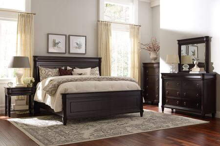 Broyhill 4907CKPBNTCDM Aryell California King Bedroom Sets