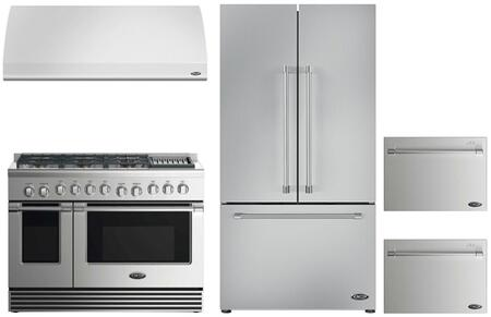 DCS 719356 Kitchen Appliance Packages
