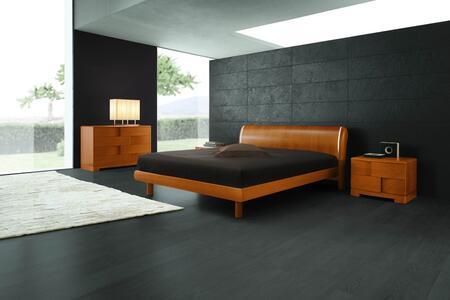 VIG Furniture VGSMTRENDYKCH4PCSET Trendy King Beds