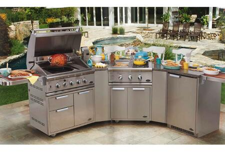 DCS BGB36BQARLKIT1 Outdoor Kitchen Islands