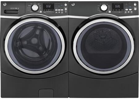 GE 705755 Washer and Dryer Combos