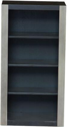 Samuel Lawrence 8942426 Graphite Series Wood 2-3 Shelves Bookcase