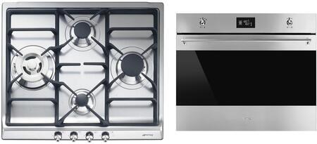 Smeg 809751 Classic Design Kitchen Appliance Packages