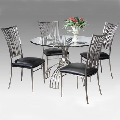 Chintaly ASHLEY5PIECESET Ashley Dining Room Sets