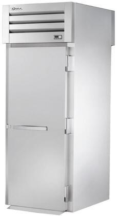True STA1RRT Spec Series Roll-Thru Refrigerator with 37 cu. ft. Capacity, Incandescent Lighting, 134A Refrigerant, and Solid Swing-Doors