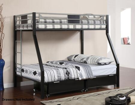 Furniture of America CMBK1022 Clifton Series  Bed