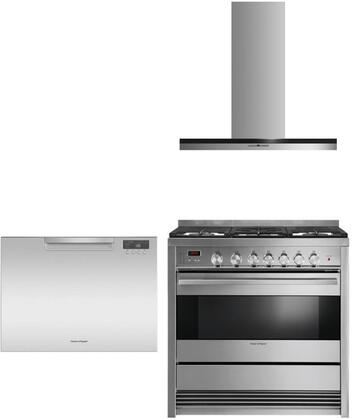 Fisher Paykel 718310 Kitchen Appliance Packages