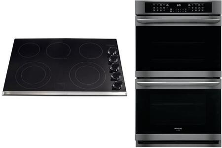 Frigidaire 811054 Gallery Kitchen Appliance Packages