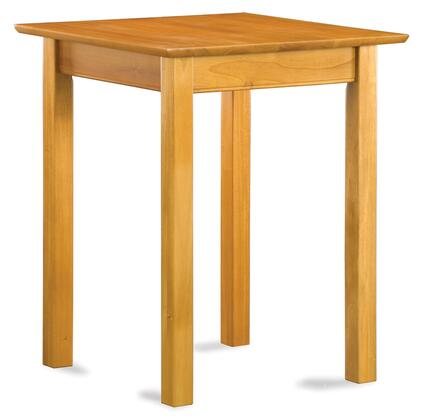 Atlantic Furniture MISSIONCPSCL Mission Series  End Table