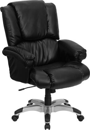 "Flash Furniture GO958BKGG 28.25"" Contemporary Office Chair"