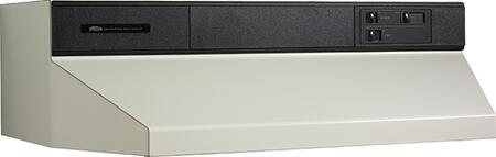 """Broan 88000 Series 8830 30"""" Under Cabinet Range Hood with 360 CFM Internal Blower, Infinite Speed Slide Control and Convertible to Non-Ducted Operation in"""