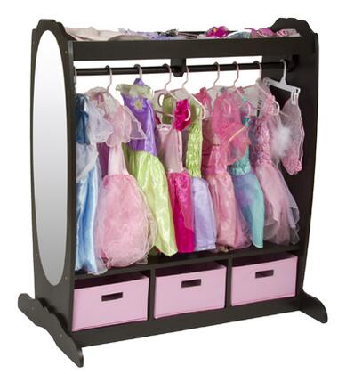 Guidecraft G9809X Dress-Up Storage Center in