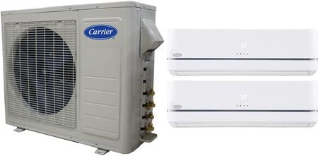 Carrier 700972 Performance Mini Split Air Conditioner System