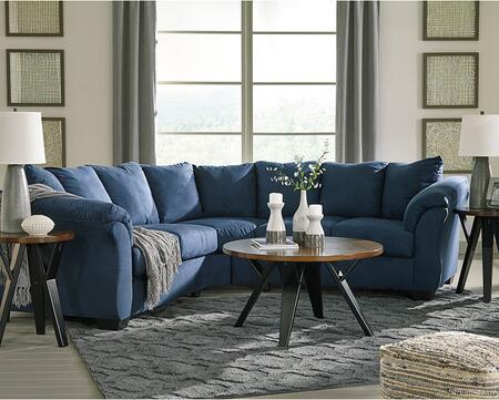 Flash Furniture FSD1109SECBLUGG