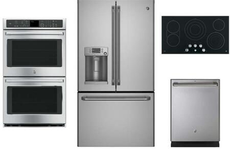 GE Cafe 736910 Kitchen Appliance Packages