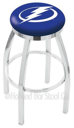 Holland Bar Stool L8C2C25TBLGHT Residential Vinyl Upholstered Bar Stool