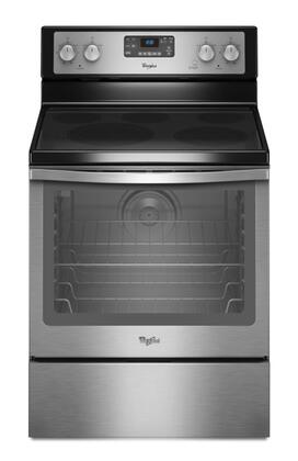 Whirlpool WFE540H0AS  Electric Freestanding