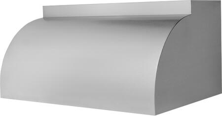 Prizer Hoods BONZ Bonanza Wall Mount Hood with 3-Speed Control, High Heat Sensor, Commercial Style Baffle Filter and Halogen Lighting, in Stainless Steel
